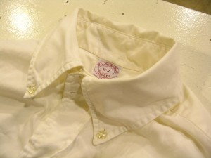 brooks brothers oxford shirts